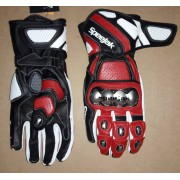 Super Speejak Motorcycle Leather Gloves