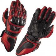 SP Red & Black Motorcycle GLoves