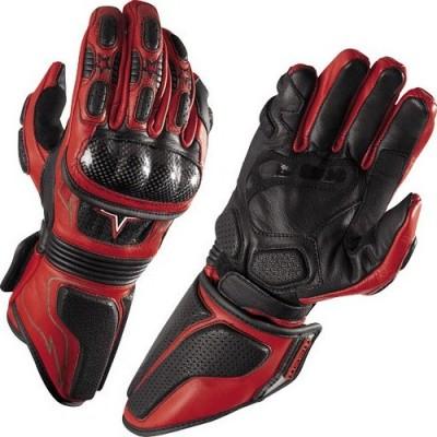 SP Red & Black Motorcycle GLoves