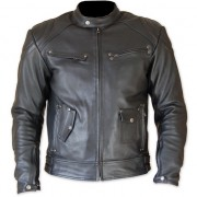 Sp Classic Leather Jacket