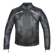 Sp Blacktide Leather Jacket
