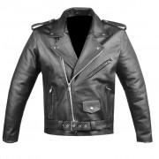 SP Chopper Leather Jacket