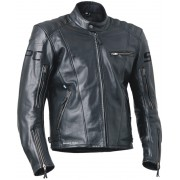SP NEGRO LEATHER JACKET