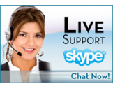 Skype Live Chat