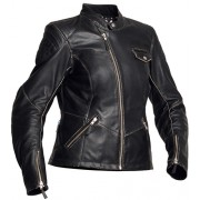 Cloudy Lady Leather Jacket